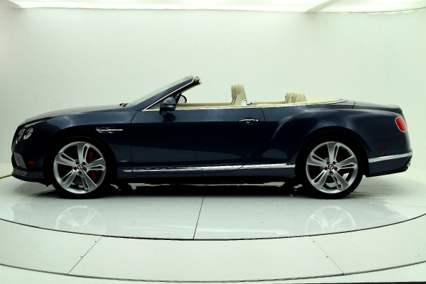 Used 2016 Bentley Continental GT V8 S for sale $149,880 at F.C. Kerbeck Aston Martin in Palmyra NJ 08065 3
