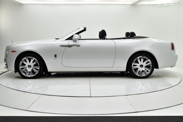 Used 2016 Rolls-Royce Dawn for sale $245,880 at F.C. Kerbeck Aston Martin in Palmyra NJ 08065 3