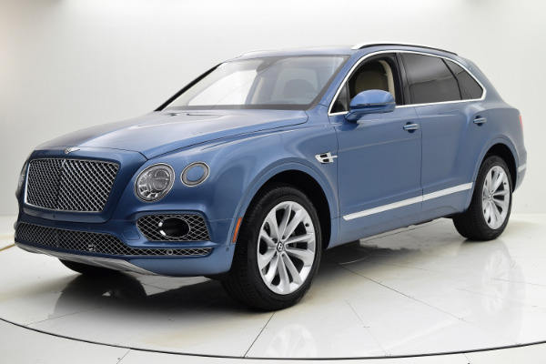 Used Used 2017 Bentley Bentayga W12 for sale <s>$250,790</s> | <span style='color: red;'>$124,880</span> at F.C. Kerbeck Aston Martin in Palmyra NJ