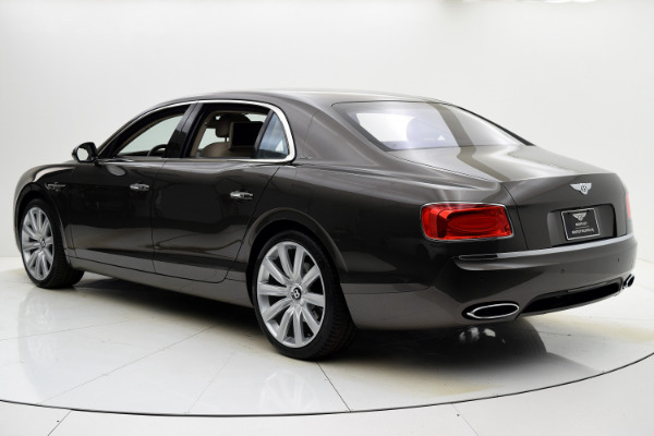 Used 2014 Bentley Flying Spur W12 for sale Sold at F.C. Kerbeck Aston Martin in Palmyra NJ 08065 4