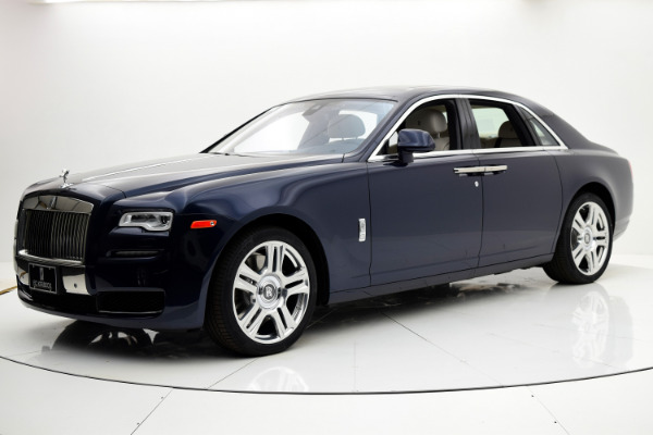 Used Used 2017 Rolls-Royce Ghost for sale <s>$331,975</s> | <span style='color: red;'>$189,880</span> at F.C. Kerbeck Aston Martin in Palmyra NJ