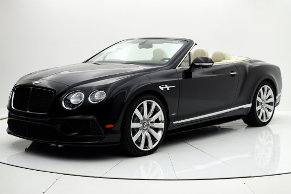 Used Used 2017 Bentley Continental GT V8 S Convertible for sale Call for price at F.C. Kerbeck Aston Martin in Palmyra NJ
