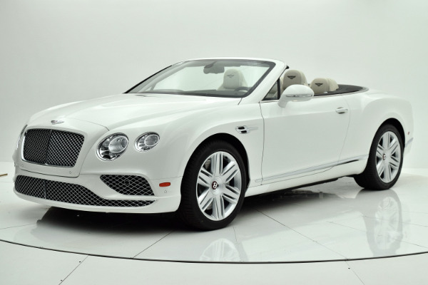 Used Used 2017 Bentley Continental GT V8 Convertible for sale Call for price at F.C. Kerbeck Aston Martin in Palmyra NJ