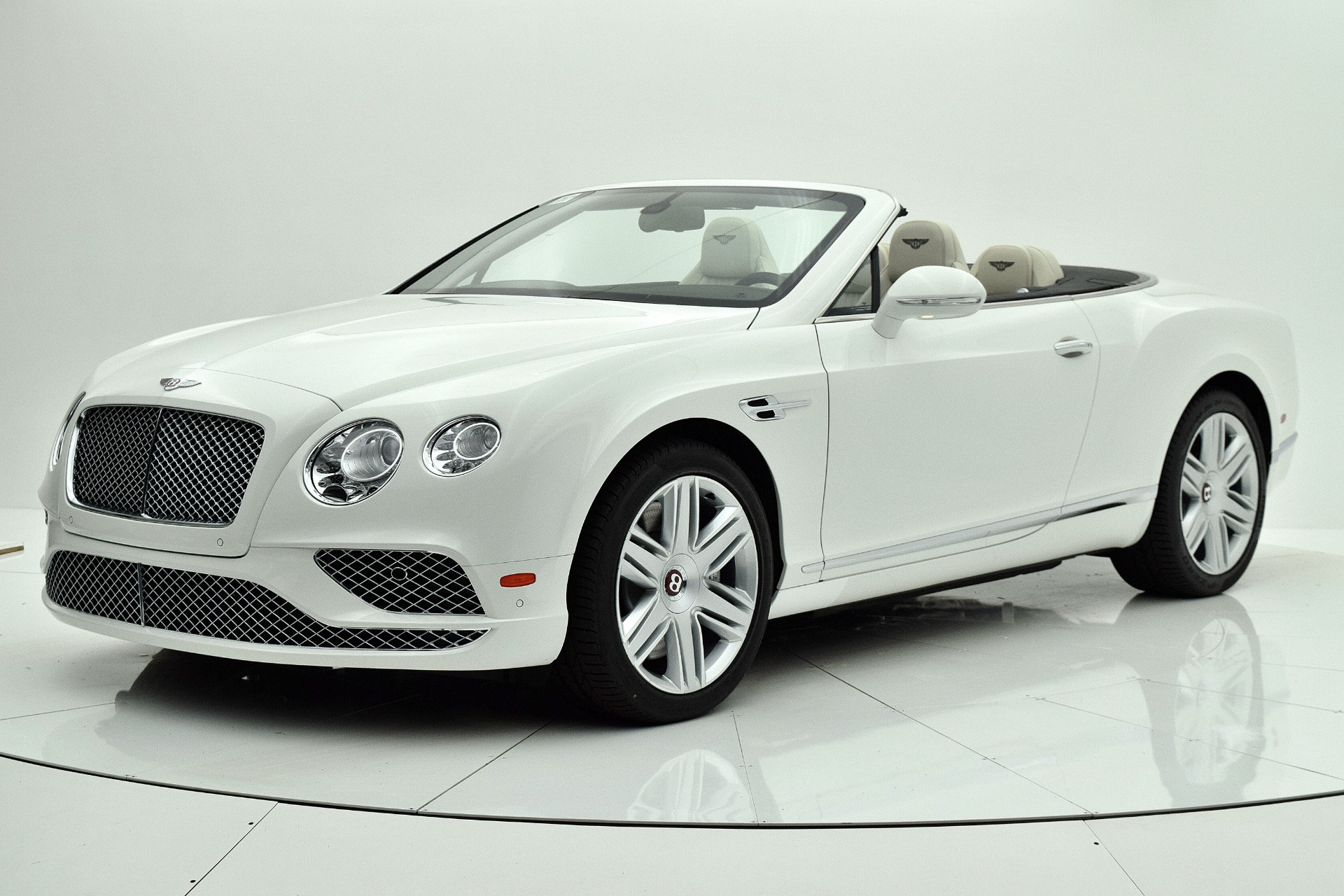Used 2017 Bentley Continental GT V8 Convertible for sale Sold at F.C. Kerbeck Aston Martin in Palmyra NJ 08065 2