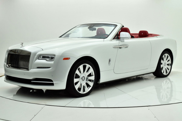 Used Used 2017 Rolls-Royce Dawn for sale Call for price at F.C. Kerbeck Aston Martin in Palmyra NJ