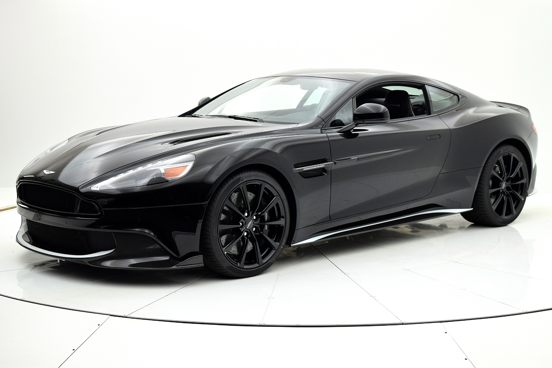 New 2018 Aston Martin Vanquish S Coupe For Sale 330 224 F C Kerbeck Aston Martin Stock 18a101