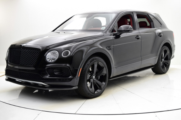 Used Used 2018 Bentley Bentayga Black Edition for sale <s>$261,440</s> | <span style='color: red;'>$164,880</span> at F.C. Kerbeck Aston Martin in Palmyra NJ