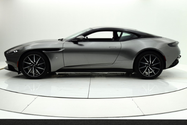 Used 2018 Aston Martin DB11 V12 Coupe for sale $164,880 at F.C. Kerbeck Aston Martin in Palmyra NJ 08065 3