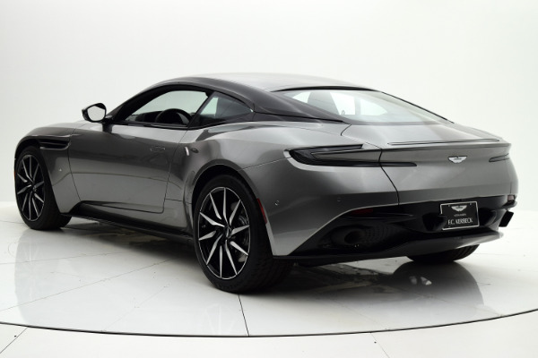 Used 2018 Aston Martin DB11 V12 Coupe for sale $164,880 at F.C. Kerbeck Aston Martin in Palmyra NJ 08065 4