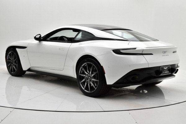 New 2018 Aston Martin DB11 V12 for sale $271,342 at F.C. Kerbeck Aston Martin in Palmyra NJ 08065 4