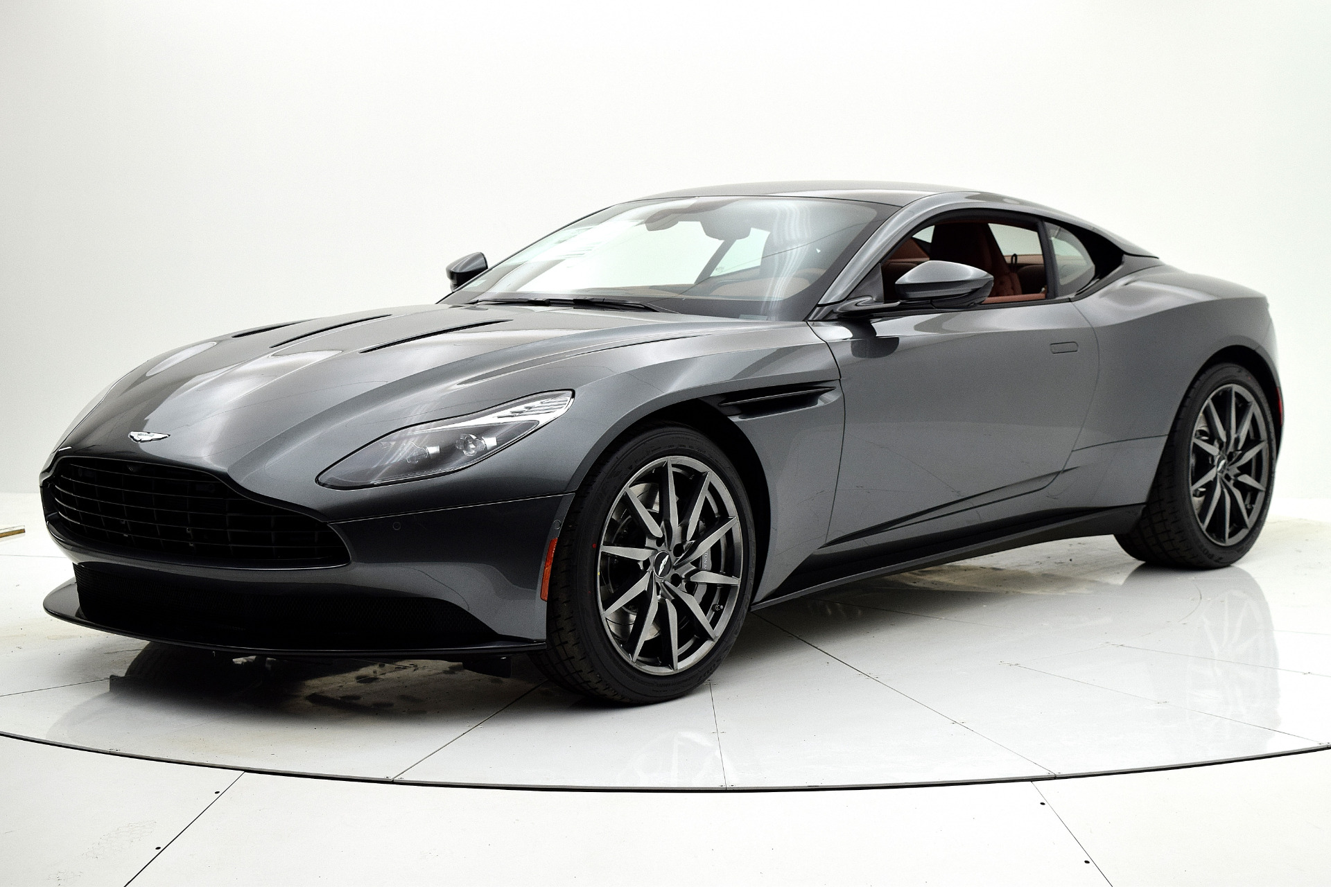 New 2018 Aston Martin DB11 V12 for sale $253,689 at F.C. Kerbeck Aston Martin in Palmyra NJ 08065 2