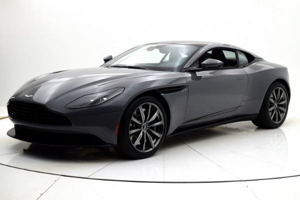 New 2018 Aston Martin DB11 V8 Coupe for sale $231,534 at F.C. Kerbeck Aston Martin in Palmyra NJ 08065 2