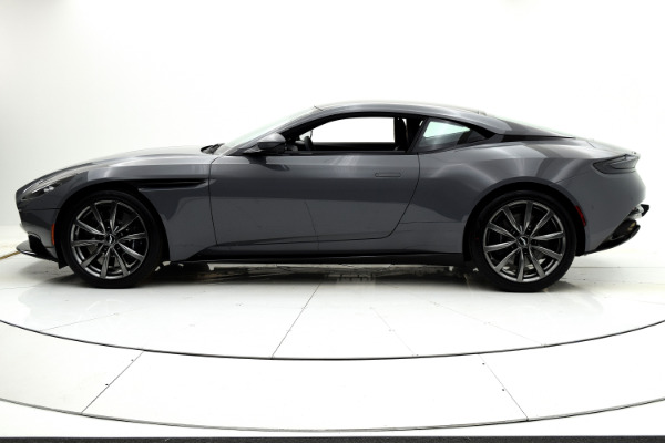 New 2018 Aston Martin DB11 V8 Coupe for sale $231,534 at F.C. Kerbeck Aston Martin in Palmyra NJ 08065 3