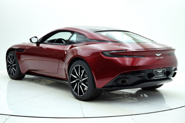 New 2018 Aston Martin DB11 V12 Coupe for sale $263,954 at F.C. Kerbeck Aston Martin in Palmyra NJ 08065 4