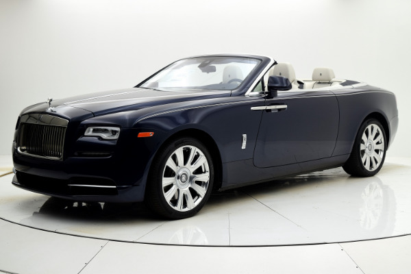 Used 2018 Rolls-Royce Dawn for sale Sold at F.C. Kerbeck Aston Martin in Palmyra NJ 08065 2