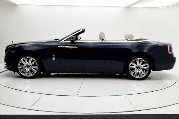 Used 2018 Rolls-Royce Dawn for sale Sold at F.C. Kerbeck Aston Martin in Palmyra NJ 08065 3
