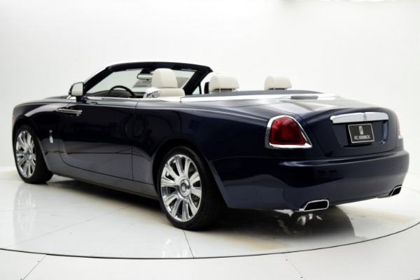 Used 2018 Rolls-Royce Dawn for sale Sold at F.C. Kerbeck Aston Martin in Palmyra NJ 08065 4