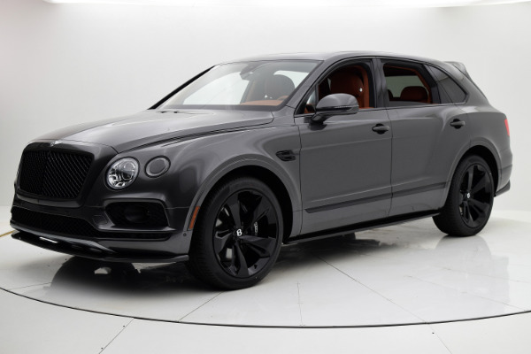 Used Used 2018 Bentley Bentayga Black Edition for sale <s>$258,315</s> | <span style='color: red;'>$149,880</span> at F.C. Kerbeck Aston Martin in Palmyra NJ