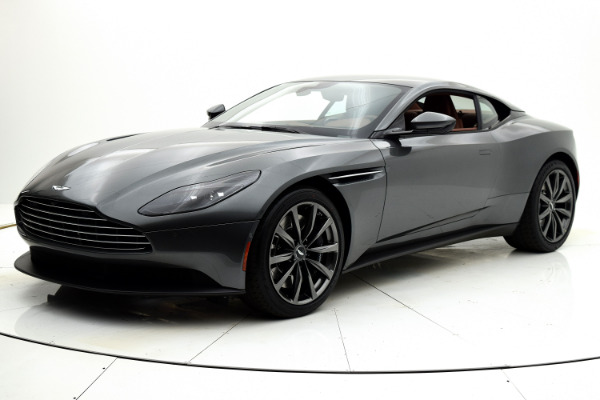 New New 2019 Aston Martin DB11 V8 Coupe for sale $222,307 at F.C. Kerbeck Aston Martin in Palmyra NJ