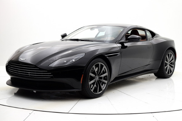 New New 2019 ASTON MARTIN DB 11 V8 Coupe for sale $233,017 at F.C. Kerbeck Aston Martin in Palmyra NJ