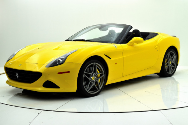 Used Used 2017 Ferrari California T for sale $174,880 at F.C. Kerbeck Aston Martin in Palmyra NJ