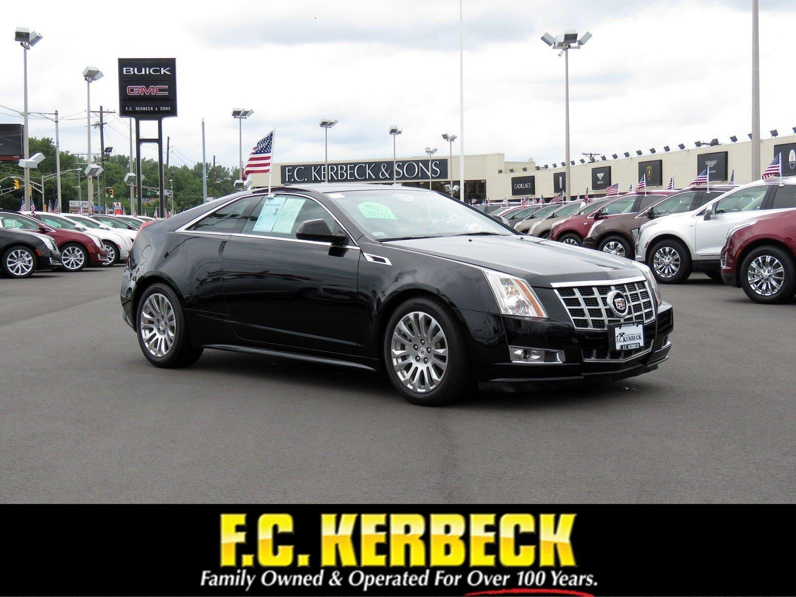 2013 Cadillac Cts Coupe >> Used 2013 Cadillac Cts Coupe Performance Rwd For Sale
