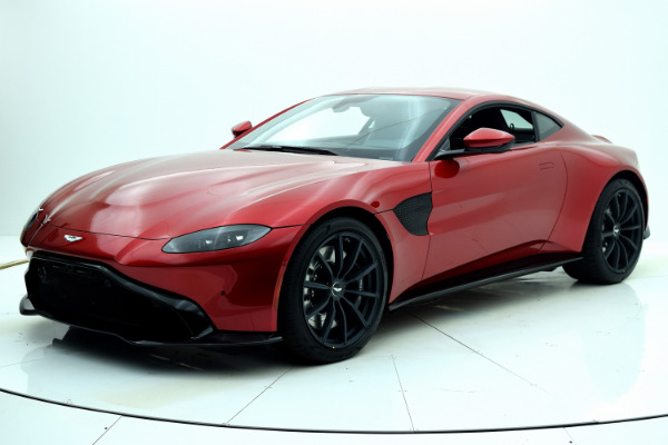 New 2019 Aston Martin Vantage Coupe for sale Sold at F.C. Kerbeck Aston Martin in Palmyra NJ 08065 2