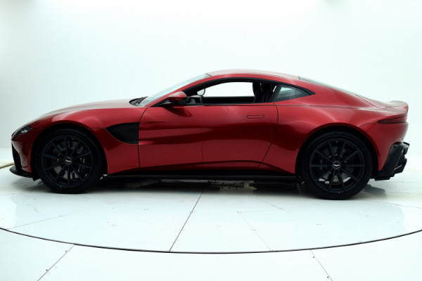 New 2019 Aston Martin Vantage Coupe for sale Sold at F.C. Kerbeck Aston Martin in Palmyra NJ 08065 3