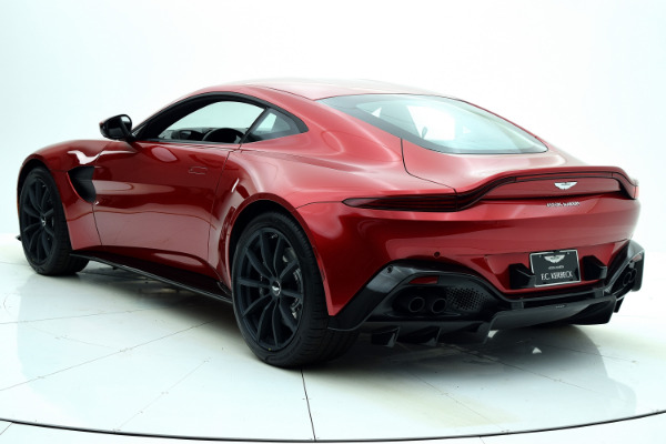 New 2019 Aston Martin Vantage Coupe for sale Sold at F.C. Kerbeck Aston Martin in Palmyra NJ 08065 4