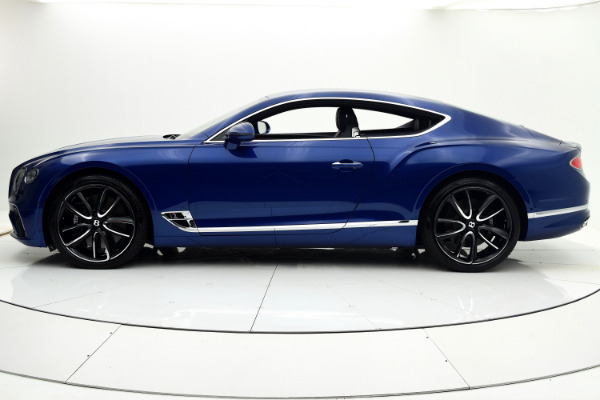 New New 2020 Bentley New Continental GT Coupe for sale Call for price at F.C. Kerbeck Aston Martin in Palmyra NJ