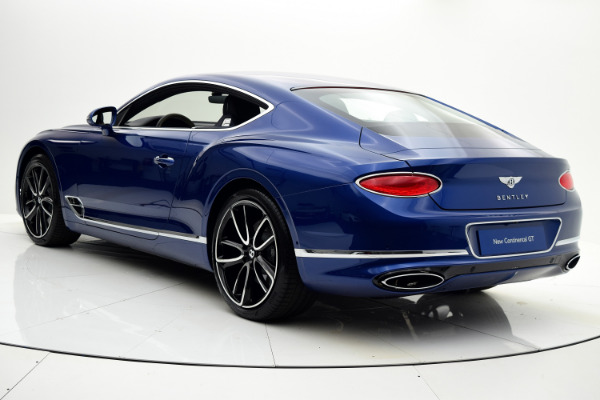 New 2020 Bentley New Continental GT Coupe for sale Call for price at F.C. Kerbeck Aston Martin in Palmyra NJ 08065 3