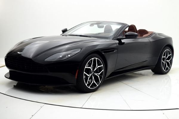 New New 2019 Aston Martin DB11 Volante for sale $260,584 at F.C. Kerbeck Aston Martin in Palmyra NJ