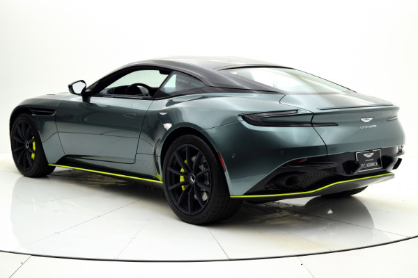 Used 2019 Aston Martin DB11 AMR for sale Sold at F.C. Kerbeck Aston Martin in Palmyra NJ 08065 4