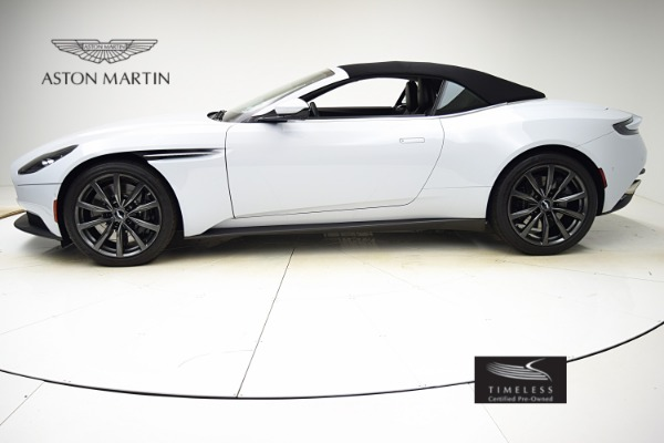 New 2019 Aston Martin DB11 Volante for sale $244,718 at F.C. Kerbeck Aston Martin in Palmyra NJ 08065 3