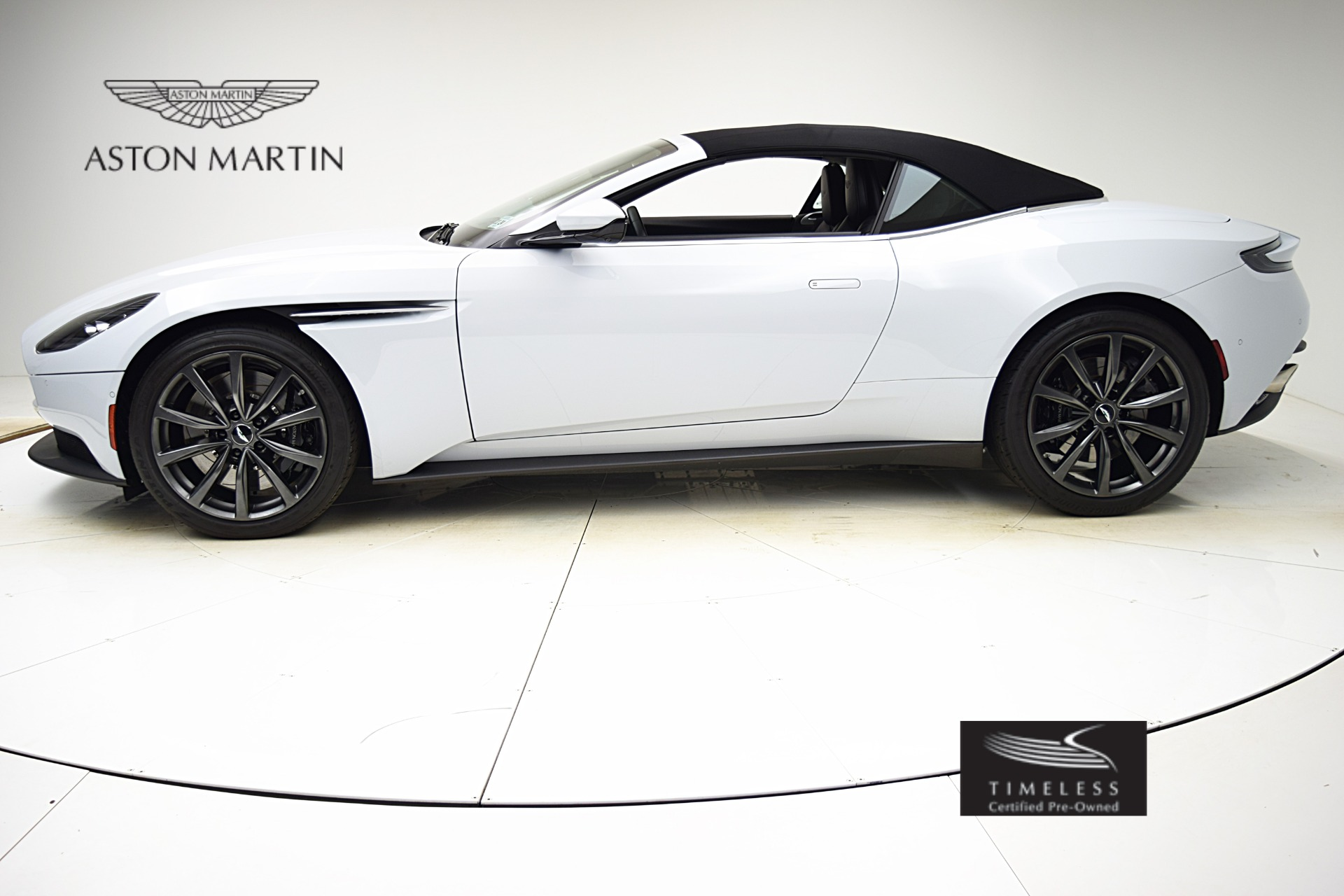 New 2019 Aston Martin Db11 Volante For Sale 244 718 F C Kerbeck Aston Martin Stock 19a115
