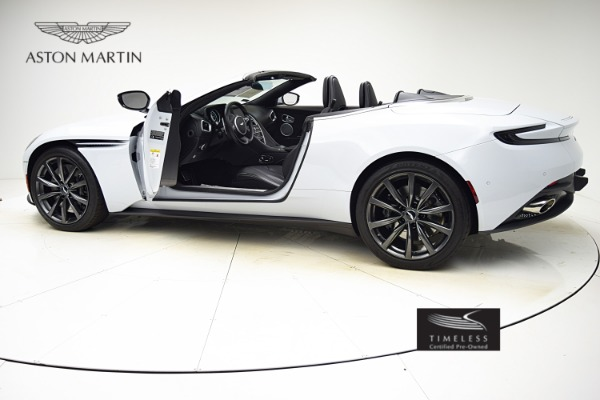 New 2019 Aston Martin DB11 Volante for sale $244,718 at F.C. Kerbeck Aston Martin in Palmyra NJ 08065 4