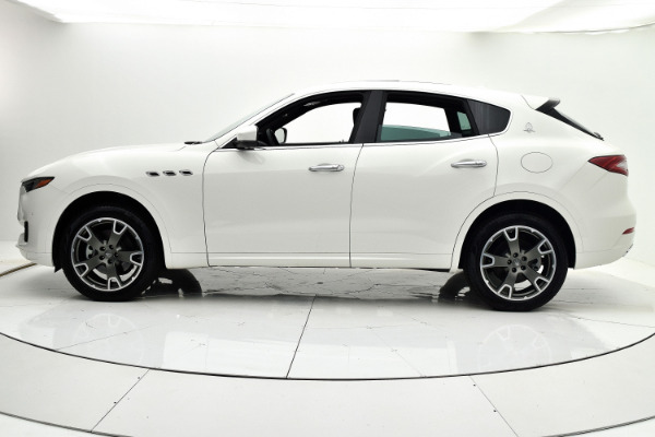 New 2019 Maserati Levante for sale $65,661 at F.C. Kerbeck Aston Martin in Palmyra NJ 08065 3