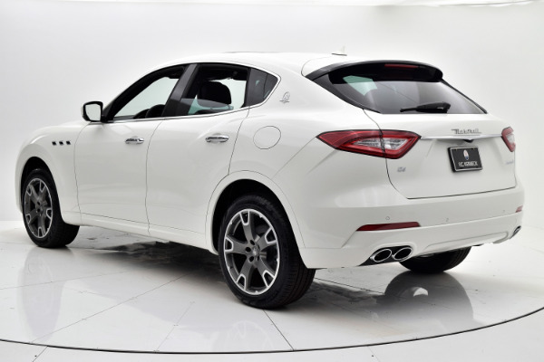 New 2019 Maserati Levante for sale $65,661 at F.C. Kerbeck Aston Martin in Palmyra NJ 08065 4