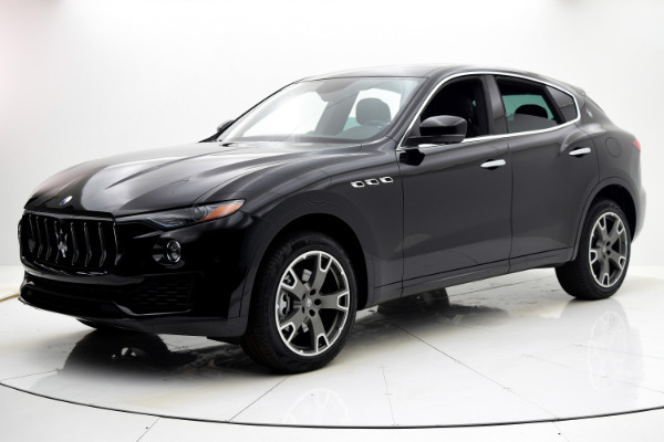 New 2019 Maserati Levante for sale $65,516 at F.C. Kerbeck Aston Martin in Palmyra NJ 08065 2