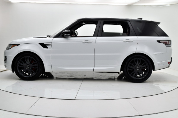 Used 2017 Land Rover Range Rover Sport HSE Dynamic for sale Sold at F.C. Kerbeck Aston Martin in Palmyra NJ 08065 3