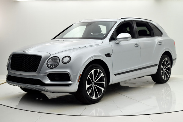 Used Used 2018 Bentley Bentayga Onyx Edition Blackline Spec for sale $164,880 at F.C. Kerbeck Aston Martin in Palmyra NJ