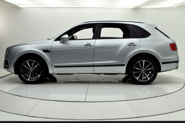 Used 2018 Bentley Bentayga Onyx Edition Blackline Spec for sale Sold at F.C. Kerbeck Aston Martin in Palmyra NJ 08065 3