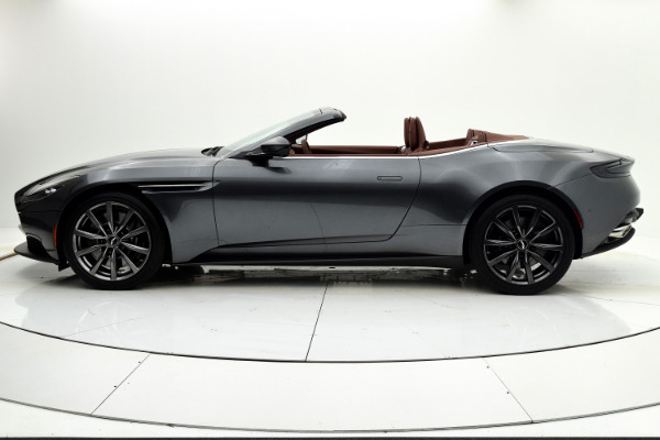 New 2019 Aston Martin DB11 Volante for sale $238,094 at F.C. Kerbeck Aston Martin in Palmyra NJ 08065 3