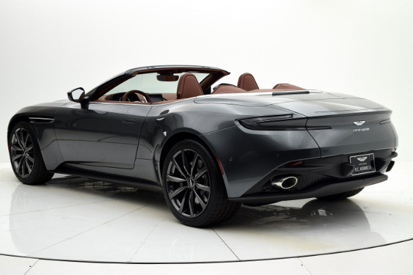 New 2019 Aston Martin DB11 Volante for sale $238,094 at F.C. Kerbeck Aston Martin in Palmyra NJ 08065 4