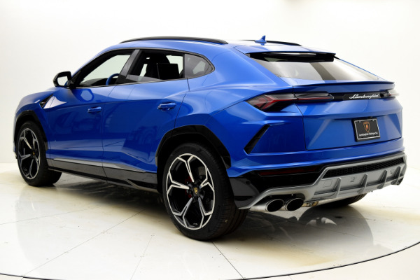 Used 2019 Lamborghini Urus for sale $224,880 at F.C. Kerbeck Aston Martin in Palmyra NJ 08065 4