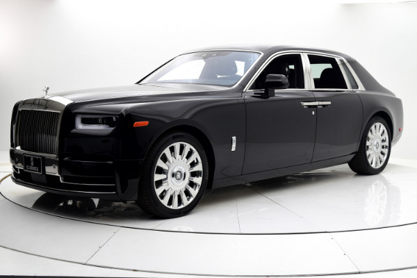 New New 2019 Rolls-Royce Phantom for sale $495,675 at F.C. Kerbeck Aston Martin in Palmyra NJ