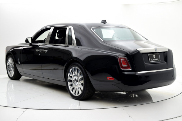 Used 2019 Rolls-Royce Phantom for sale Sold at F.C. Kerbeck Aston Martin in Palmyra NJ 08065 4