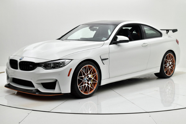 Used 2016 BMW M4 GTS for sale Sold at F.C. Kerbeck Aston Martin in Palmyra NJ 08065 2