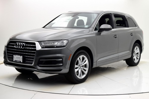Used 2017 Audi Q7 Premium Plus for sale Sold at F.C. Kerbeck Aston Martin in Palmyra NJ 08065 2