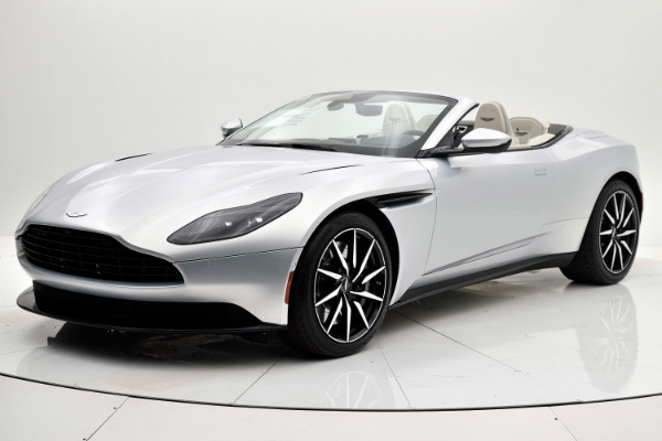 New 2019 Aston Martin DB11 Volante for sale $245,318 at F.C. Kerbeck Aston Martin in Palmyra NJ 08065 2